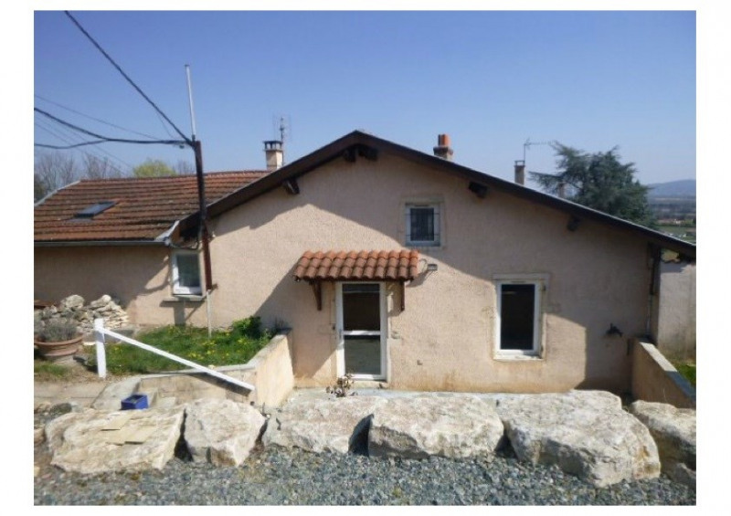 Rental apartment Lucenay 940€ CC - Picture 1