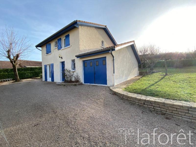 Sale house / villa Vaulx milieu 290000€ - Picture 2