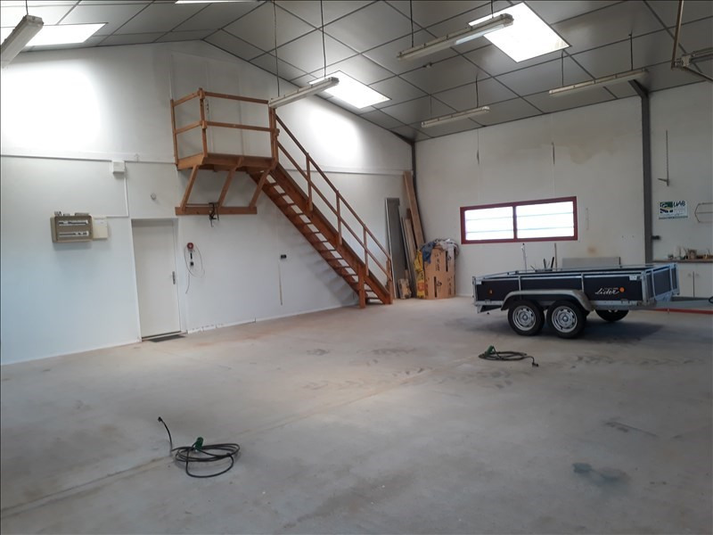 Vente local commercial Nalliers 111300€ - Photo 7