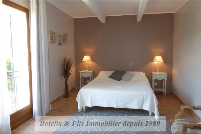 Verkoop van prestige  huis Uzes 506000€ - Foto 7
