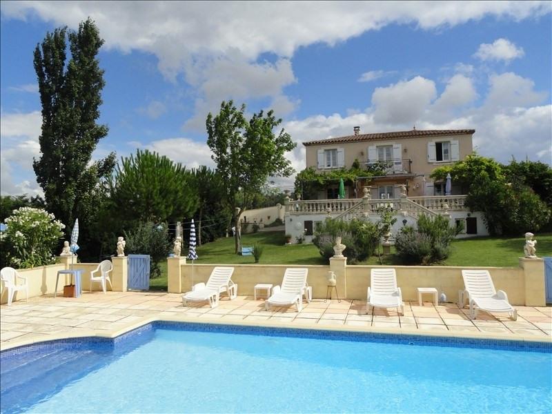 Sale house / villa Fanjeaux 399000€ - Picture 1