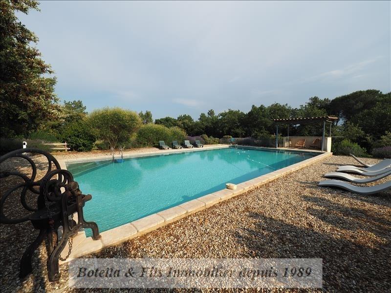 Verkoop van prestige  huis Uzes 929000€ - Foto 2
