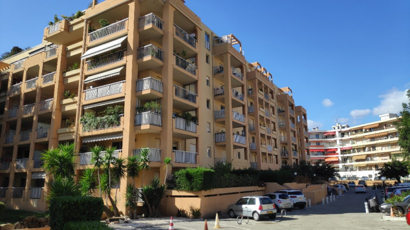 Rental apartment Cagnes sur mer 850€ CC - Picture 1