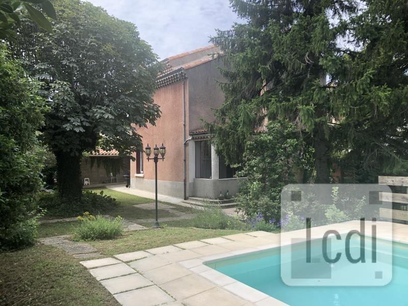 Vente maison / villa Loriol-sur-drôme 349000€ - Photo 1
