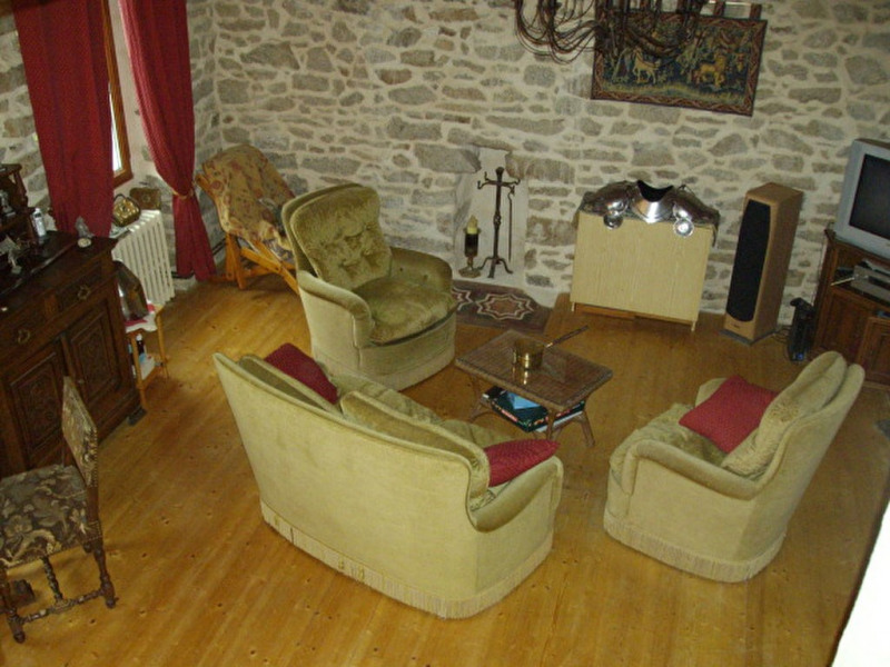 Rental house / villa Plouarzel 470€ CC - Picture 1