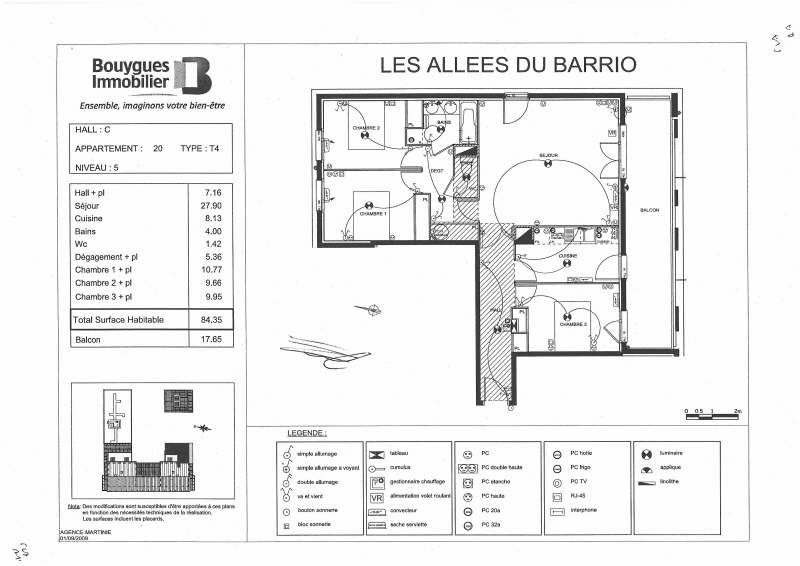 Location appartement Toulouse 948€ CC - Photo 3