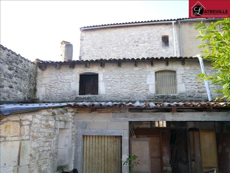Sale house / villa Cozes 64900€ - Picture 1