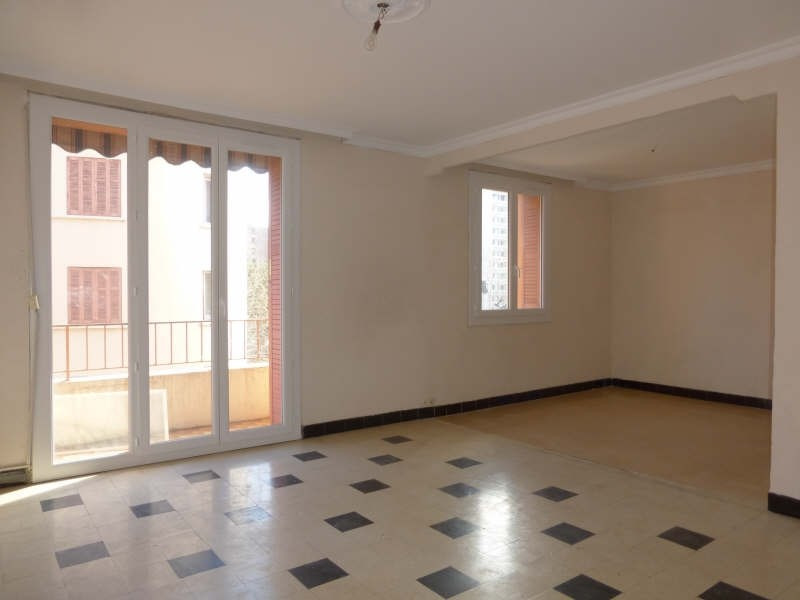Sale apartment Toulon 128 000€ - Picture 1