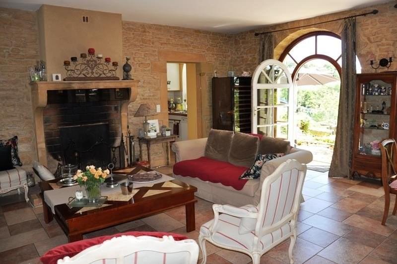 Vente maison / villa Liergues 510000€ - Photo 8