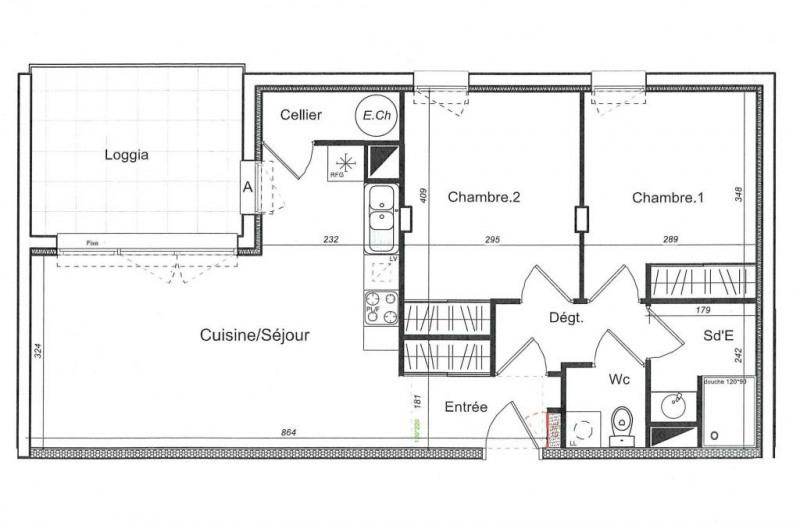 Sale apartment St cyprien 223600€ - Picture 2