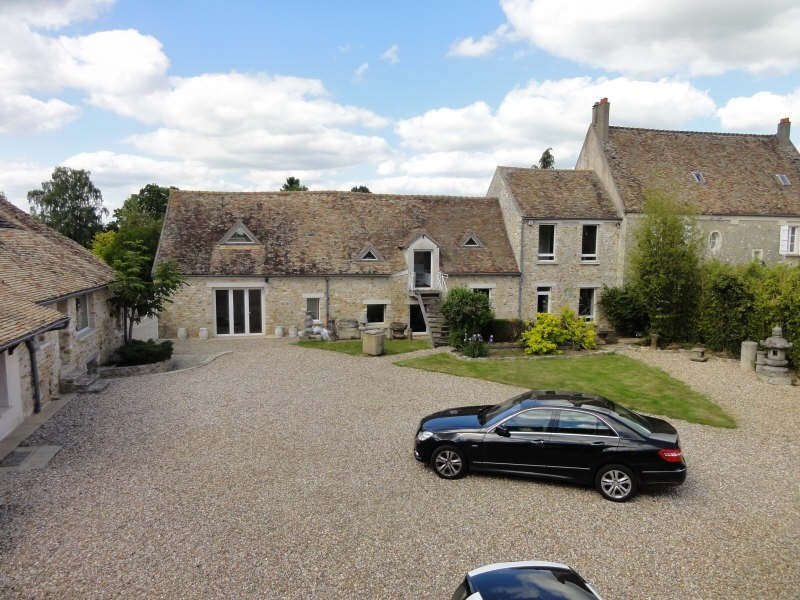 Deluxe sale house / villa 10 min montfort l'amaury 1590000€ - Picture 6