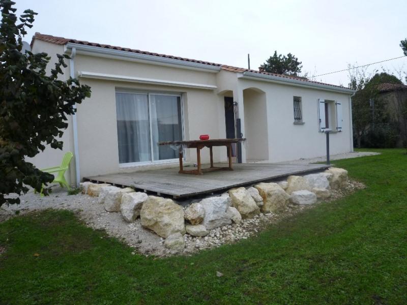 Rental house / villa Cognac 650€ CC - Picture 1