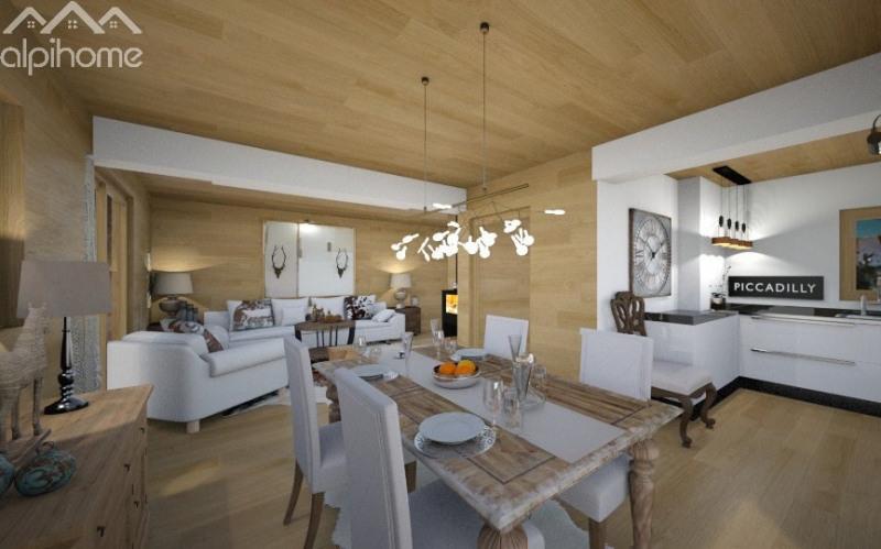 Deluxe sale house / villa Saint gervais les bains 590000€ - Picture 6