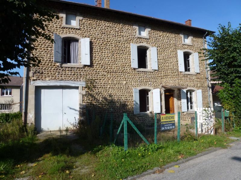 Sale house / villa Hauterives 129000€ - Picture 1