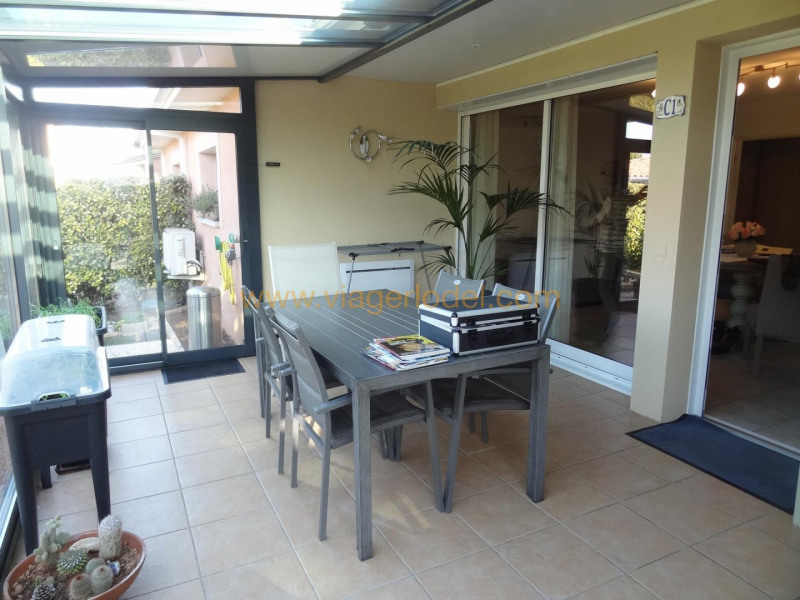 Viager appartement Montagnac 155 000€ - Photo 1