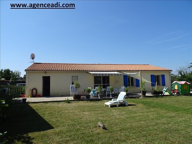 Vente maison / villa Azay le brule 149760€ - Photo 1