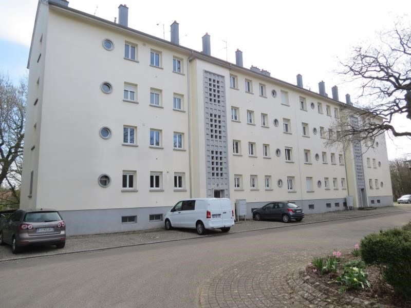 Sale apartment Richwiller 60 000€ - Picture 1