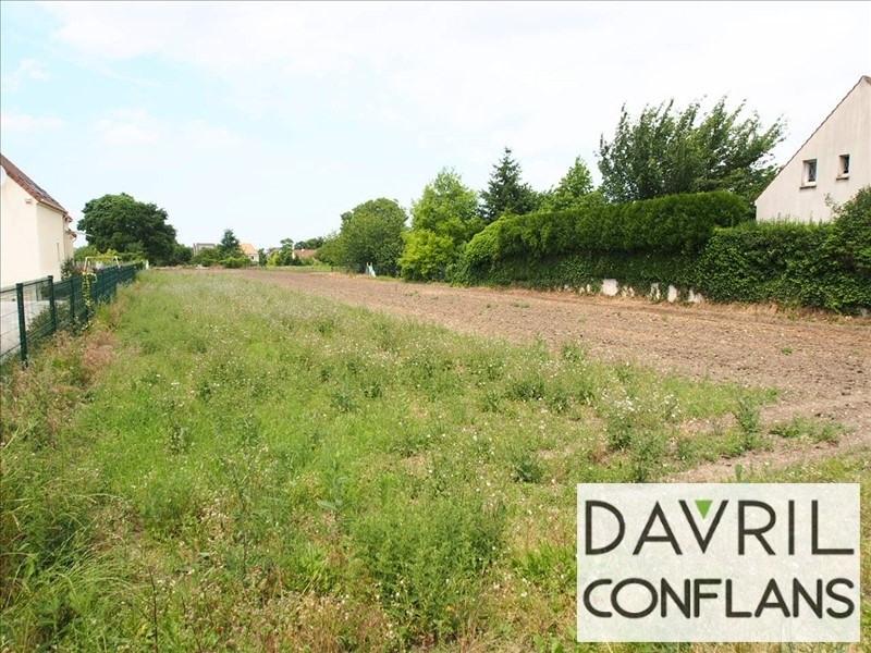 Vente terrain Eragny 220000€ - Photo 3