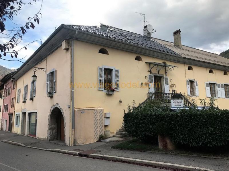 Vendita nell' vitalizio di vita casa Thônes 98000€ - Fotografia 1