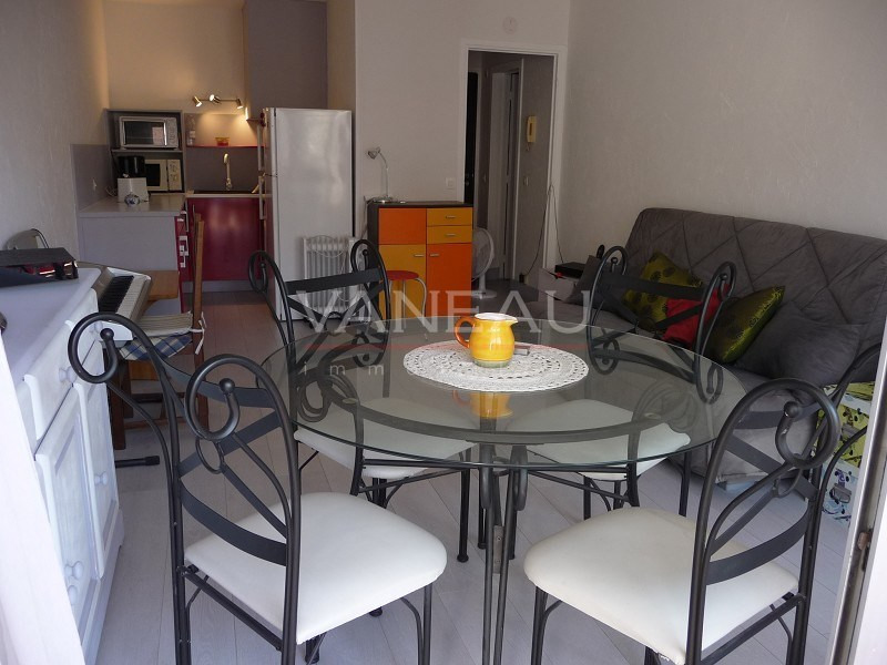 Vente de prestige appartement Juan-les-pins 116 000€ - Photo 2