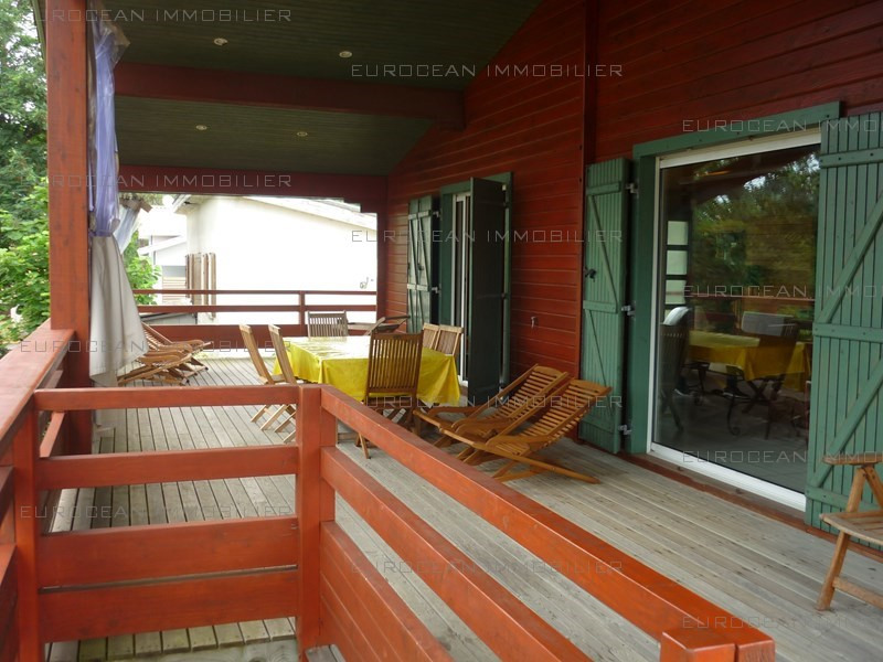 Vacation rental house / villa Lacanau-ocean 1 110€ - Picture 5