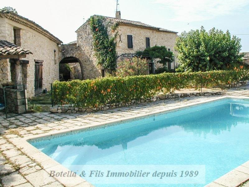Vente maison / villa Uzes 345000€ - Photo 1