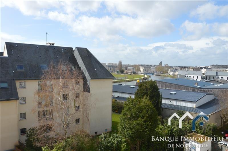Sale apartment Caen 424000€ - Picture 1