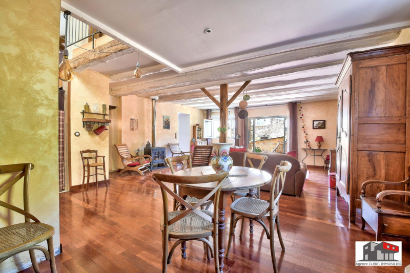 Vente maison / villa Ville sur jarnioux 349000€ - Photo 6