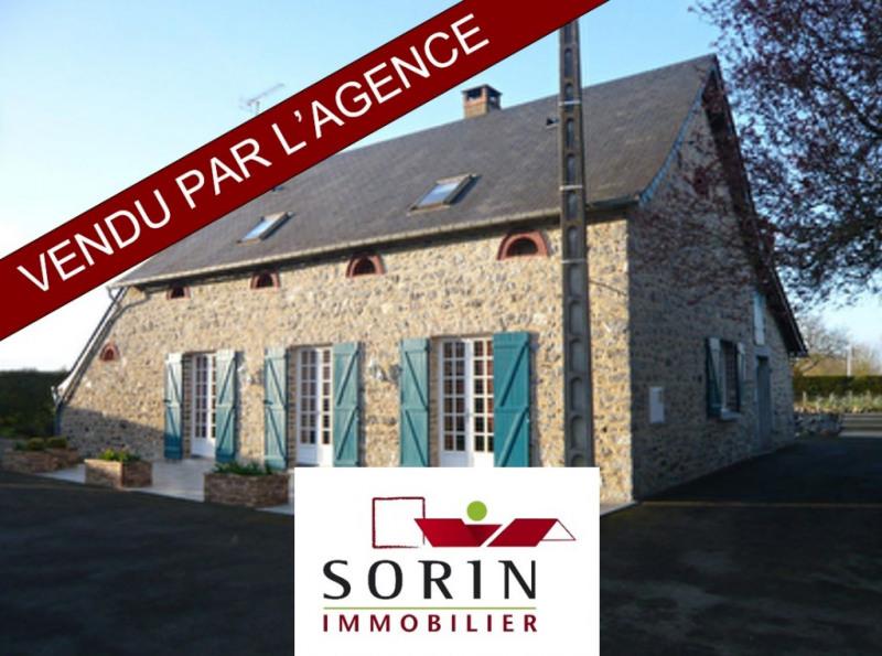 Sale house / villa La bazouge de chemere 215000€ - Picture 1