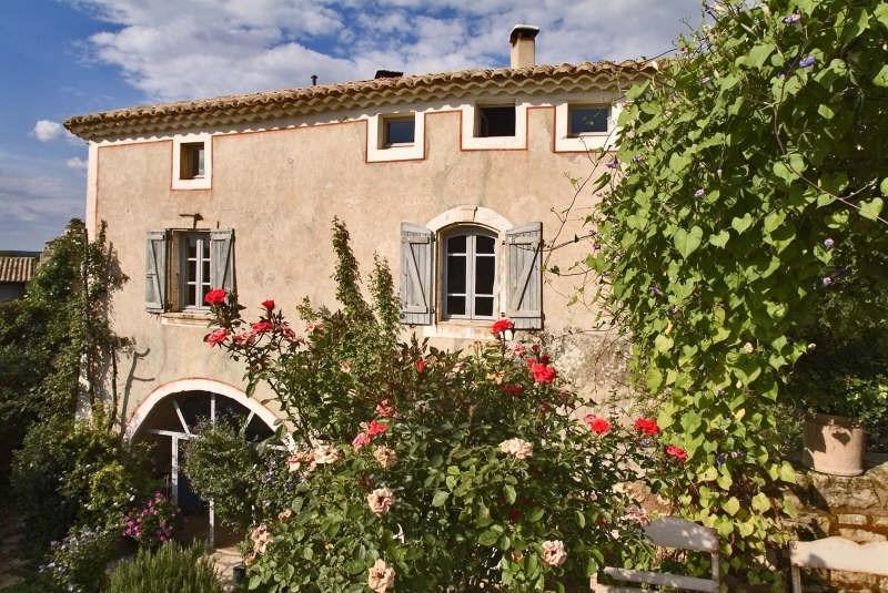 Immobile residenziali di prestigio casa Barjac 525000€ - Fotografia 1
