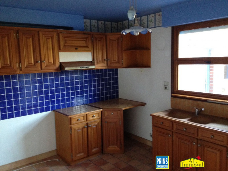 Sale house / villa Aire sur la lys 162000€ - Picture 4