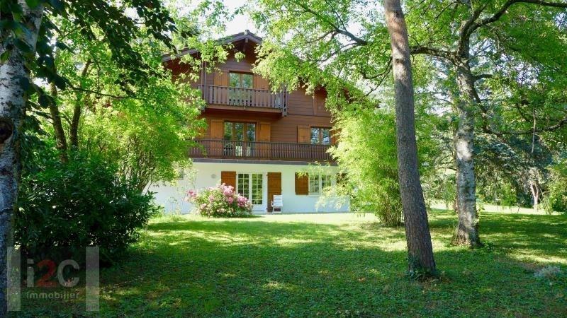 Vendita casa Prevessin-moens 1150000€ - Fotografia 12