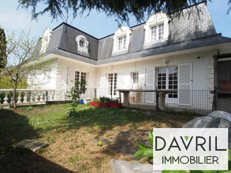 Revenda residencial de prestígio casa Conflans ste honorine 649000€ - Fotografia 3