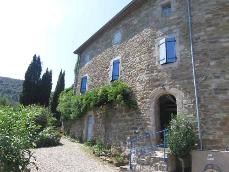 Verkoop van prestige  huis Les vans 552000€ - Foto 2