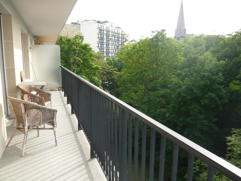 Vente de prestige appartement Paris 14ème 1080000€ - Photo 3