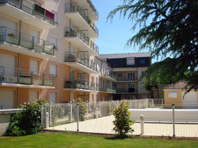Investment property apartment Limoges 100 000€ - Picture 1