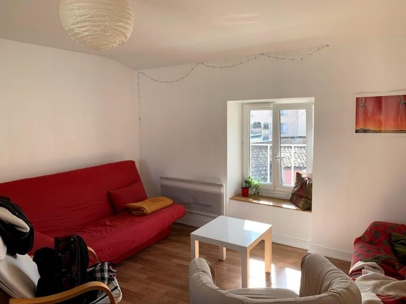 Sale apartment Poitiers 124 200€ - Picture 1