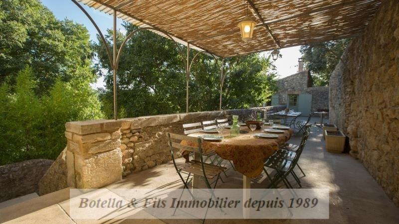 Verkoop van prestige  huis Goudargues 590000€ - Foto 2