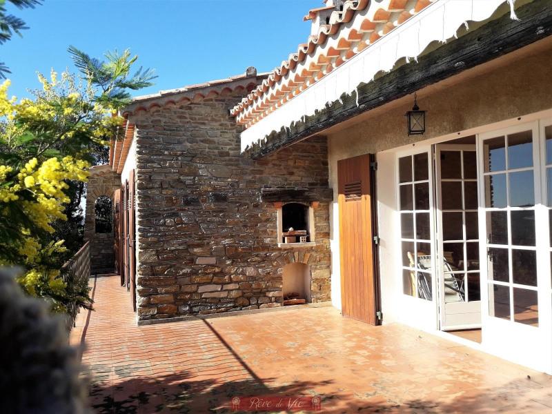 Vente de prestige maison / villa Le lavandou 870000€ - Photo 2