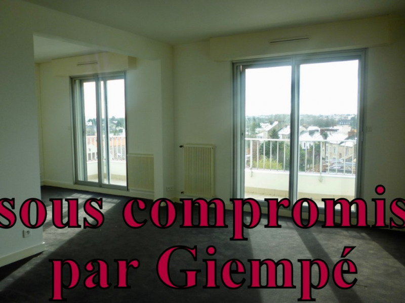 Sale apartment Nantes 217 350€ - Picture 1
