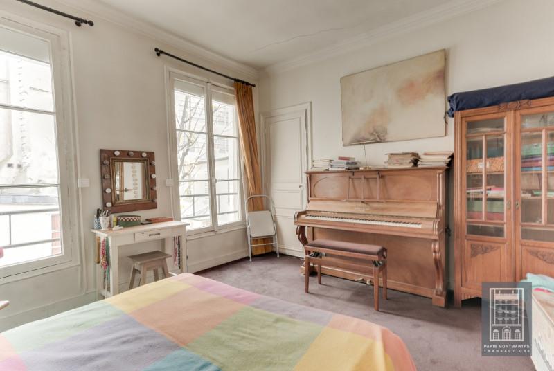 Vente de prestige appartement Paris 18ème 1260000€ - Photo 17