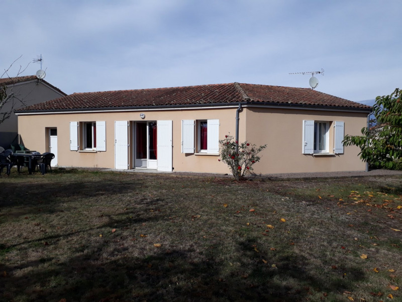 Rental house / villa Esse 500€ CC - Picture 1
