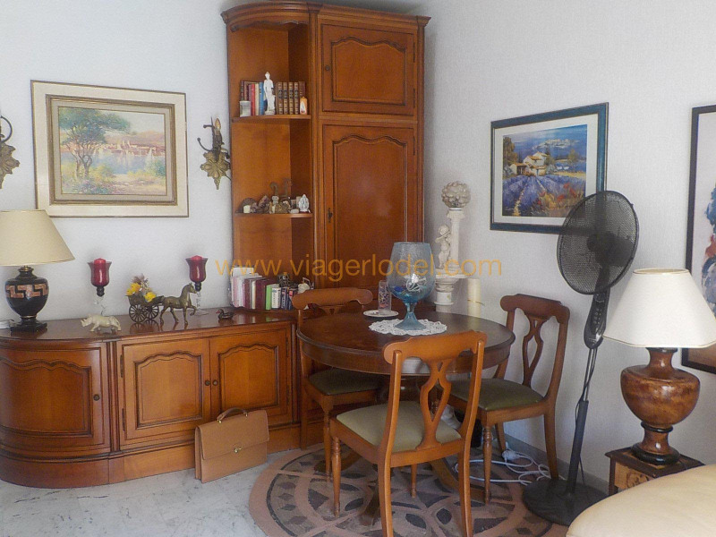 Life annuity apartment Antibes 60 000€ - Picture 2