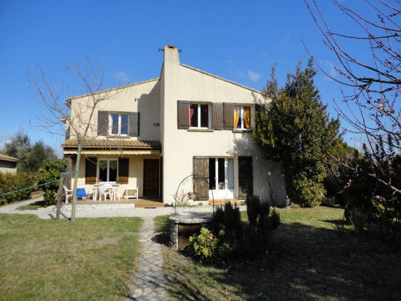 Sale house / villa Entraigues sur la sorgue 410000€ - Picture 4