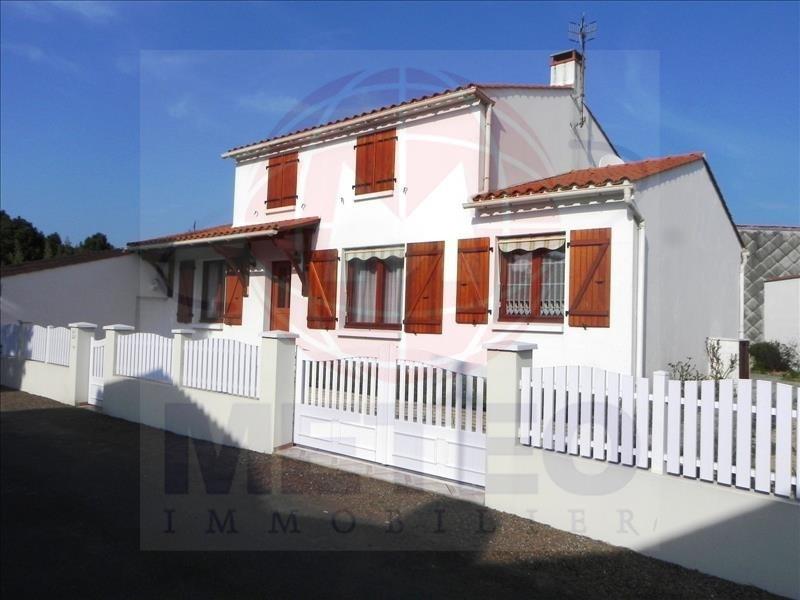 Sale house / villa La tranche sur mer 285900€ - Picture 1