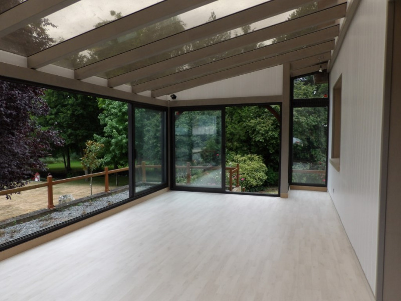 Vente maison / villa Saint aignan sur roe 134000€ - Photo 5