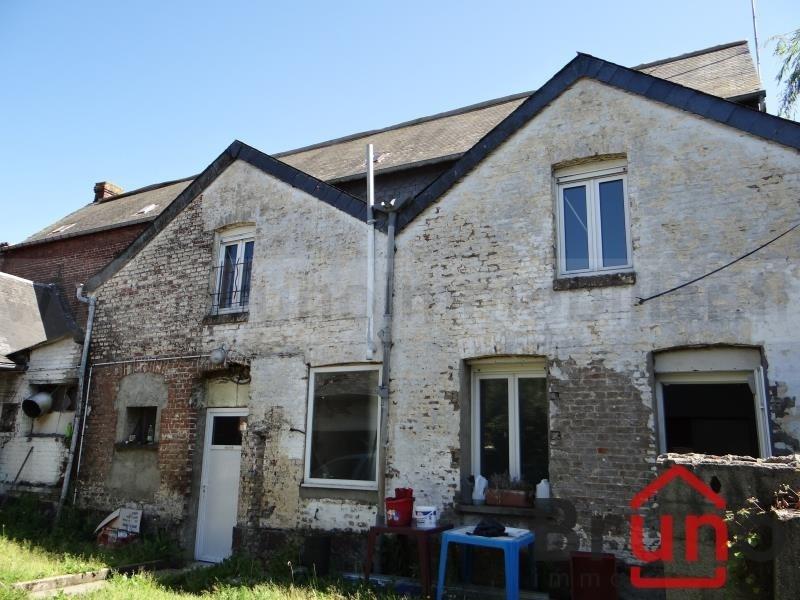Verkoop  flatgebouwen Rue 272000€ - Foto 2