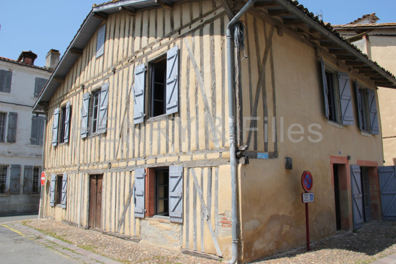Vente maison / villa Lombez 85 000€ - Photo 1