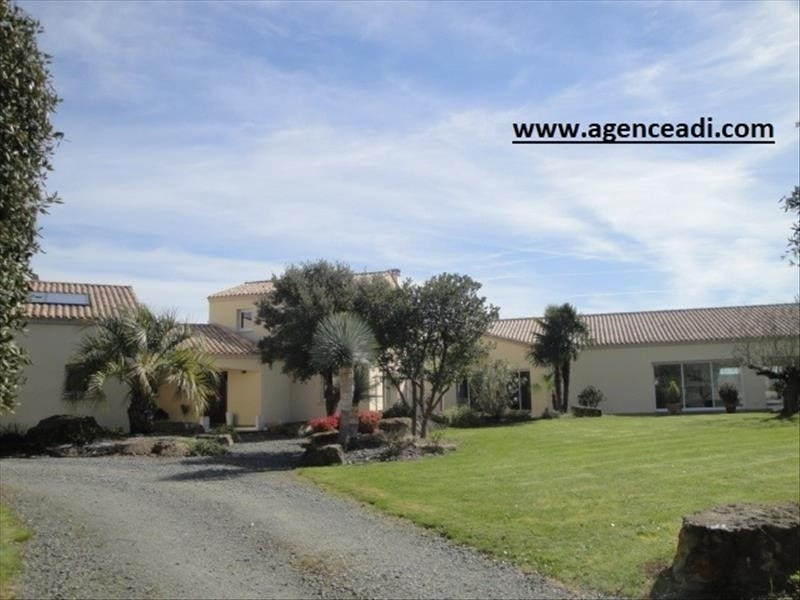 Vente maison / villa Secteur la creche 490 000€ - Photo 1