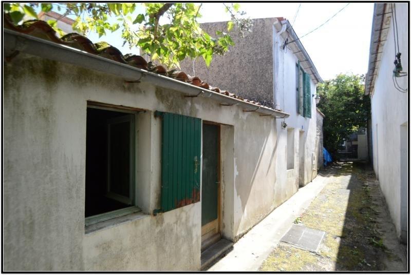 Vente maison / villa Marans 40000€ - Photo 1